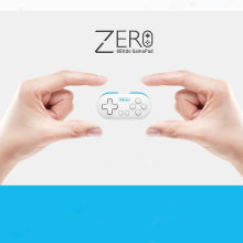 Hot Selling 8Bitdo Zero Mini Wireless Bluetooth V2.1 Game Controller Gamepad Joystick Selfie for Android iOS Window Mac OS
