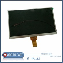 New 10.1'' inch KR101LE3S TFT LCD Display SCREEN 1024*600 40pin for ALLWINNER A10 A13 tablet pc(China)
