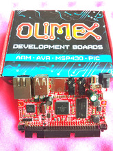 Spot IMX233-OLINUXINO-MAXI + I LINUX SBC FREESCALE Development Board - winder(China)