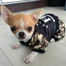 Fashion dog clothes Costume Best quality warm dog coat jacket pet dog clothing Yorkshire Chihuahua pet cat clothes