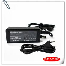 AC Adapter Laptop Battery Charger For Sony VAIO Pro 11 13 Touch Ultrabook 10.5V 4.3A  45w Notebook Power Supply Cord