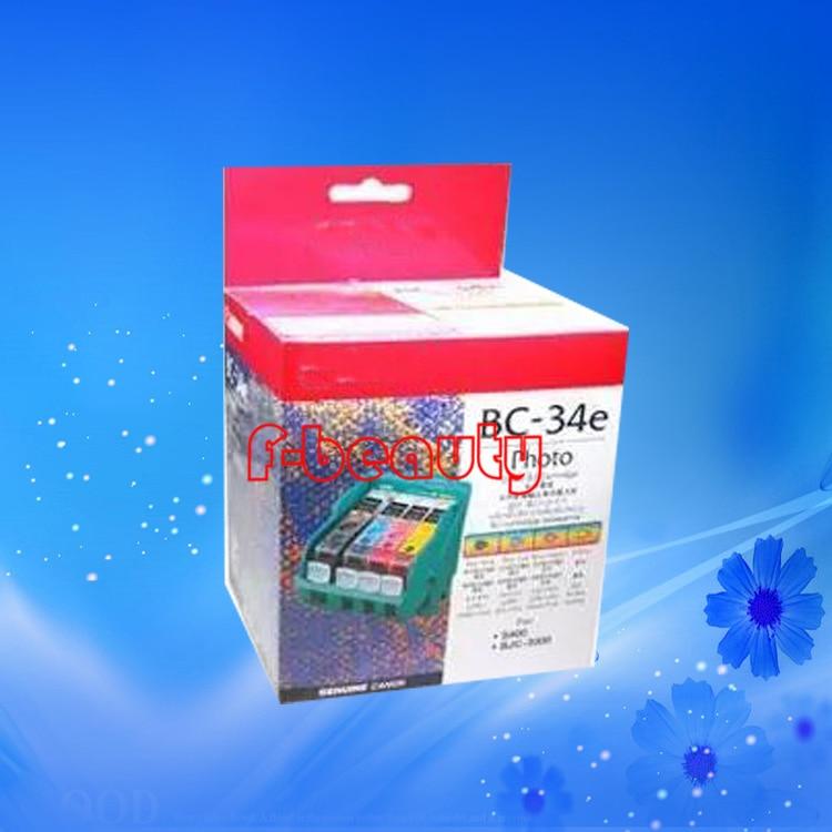 New Original Print Head BC-34E Printhead Compatible for Canon S400 BJC-3000 instead of BC-33E Printer head<br><br>Aliexpress