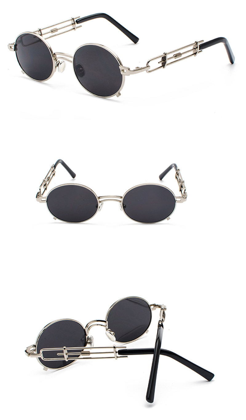 metal round steampunk sunglasses 900038 details (4)
