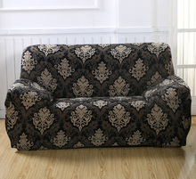 flexible Printing stretch Sofa cover Big Elasticity Couch cover Loveseat sofa Funiture Cover slipcover