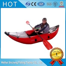 Cheap ocean inflatable kayak pvc for sale with CE!(China)