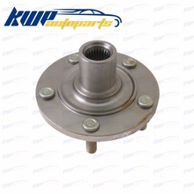 REAR WHEEL HUB WITHOUT BEARING FOR MITSUBISHI OUTLANDER 2002-2006 #MR510149