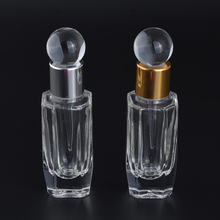 MUB - 10ml Mini Travel Essential Oils Bottles Unique Small Perfume Glass Bottle Frascos Rellenables 2016