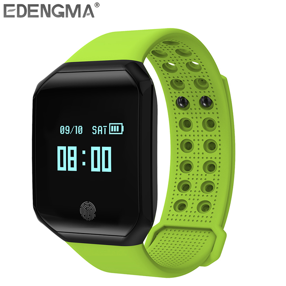 Z66 smart sports watch OLED screen information push blood pressure heart rate measurement pedometer Bluetooth fitness bracelet