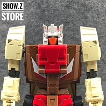 [Show.Z Store] YES MODEL YM11 RF-01 DATA CLERK MT Cupola Transformation Action Figure