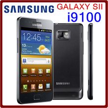 I9100 Original Unlocked Samsung Galaxy S2 I9100 GPS 16GB ROM 8MP 4.3 Inch``  Touchscreen Refurbished Smartphone Free Shipping