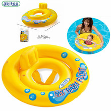 New arrival Hot Selling Swimming Pool Floating Ring Lap Lap Swimming Laps  Inflatable Pool Toys for baby best outdoor gifts