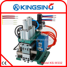 Pneumatic Wire Stripping Twisting  Equipment KS-W332  + Free Shipping by air express( door to door service)