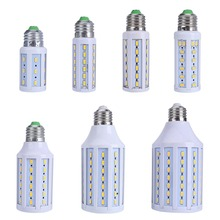 7W 9W 10W 15W 25W LED Lamp 5630 SMD E27 E14 LED Bulb 220V 110V Energy Saving LED Corn Light Lampada Cold/Warm White(China)