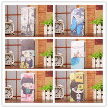 New Arrival Hot Colorful Fashion Cartoon Cute Colorful Pattern Leather Case Cover For Samsung Omnia M S7530(China)
