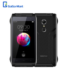 "HOMTOM HT20 IP68 Waterproof Mobile Phone Android 6.0 Quad Core MT6737 1.3GHz 2GB+16GB 8MP Fingerprint 4.7"" Inch 4G Smartphone(China)"