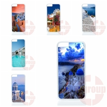 Accessories Hard Skin For Apple iPhone 4 4S 5 5C SE 6 6S 7 7S Plus 4.7 5.5 iPod Touch 4 5 6 beautiful oia santorini greece