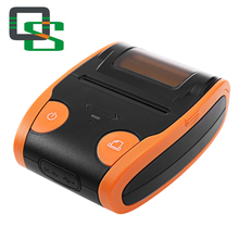 Original New QS 5806 Mini Portable Wireless Bluetooth 4.0 Receipt Thermal Printer For Supermarket Hotel EU Plug