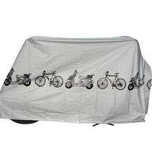 Bike Bicycle Dust Cover Cycling Rain And Dust Protector Cover Waterproof Protection Garage Bicycle Accessories 210 x 110cm