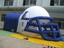 New Design Inflatable Tunnel Tent, New Design Inflatable Sports Tents With Hat Shape, Inflatable Cap Tent Manufacturer(China)