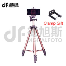 WT3130 mini photo smartphone mount selfie digital camera tripod stand travel tripod for IPHONE Sumsung Huawei MI