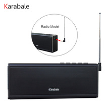 Rosimee 20W Portable Wireless Bluetooth Metal Speaker Enhanced Bass Subwoofer Car Desktop SpeakerHandsfree Built-in Mic(China)