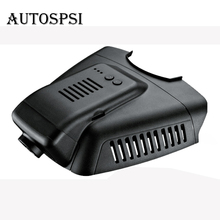 AUTOSPSI Non-destructive Installing WIFI car camera 1080p manual dual lens 12V 170 degree for 2013/2014/2015 BENZ E Series