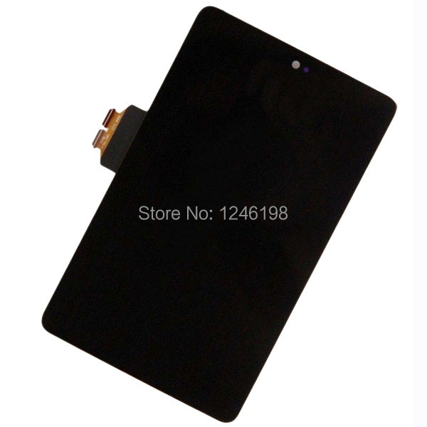 Complete Full LCD Display Touch Screen Digitizer Assembly For ASUS Google Nexus 7 1st Gen ME370T Replacement Parts Free Shipping<br>