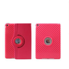 360 Degree Rotating PU Leather Stand Flip Folio Ultra thin Screen Protector Cover for Apple ipad2 3 4 5 tablet Case(China)