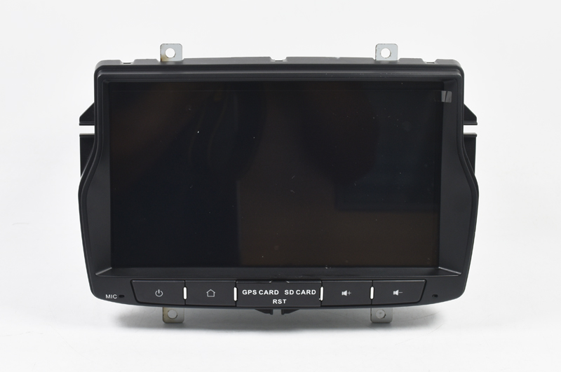 lada vesta android 1 din car dvd universal lada android radio headunit magenit car player (2)