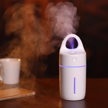 mini Car USB humidifier air aromatherapy diffuser Ultrasonic Humidifier color night light cleaner mini small humidifier
