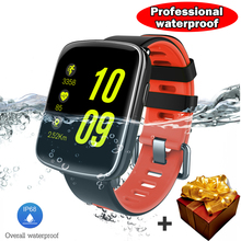 Kingwear GV68 Smart Watch Waterproof IP68 Smartwatch Bluetooth Support Pedometer Heart Rate Alarm O'clock Android iOS Phone - Willvast High-Tech Store store