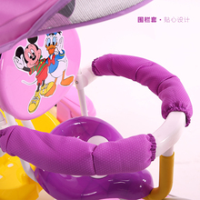 pink baby walker armest cover practical high quality cover