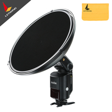 100% Original Godox Beauty Dish with Grid AD-S3 for WITSTRO Speedlite Flash AD-180 AD-360