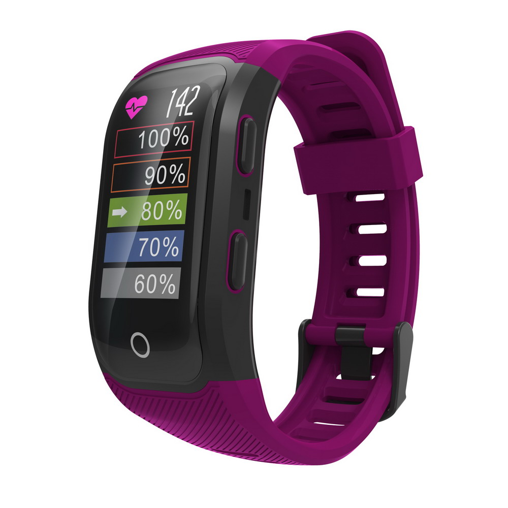 GPS Smart Band with Heart Rate Tracker 20