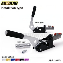 AUTOFAB - NEW HYDRAULIC DRIFTER DRIFT E-BRAKE EBRAKE HANDBRAKE BRAKE LEVER GRIP For Honda Accord 2003-2007 AF-B11001