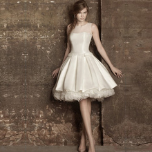 ZGS101 Beautiful Dresses For Wedding Knee Length Wedding Dresses