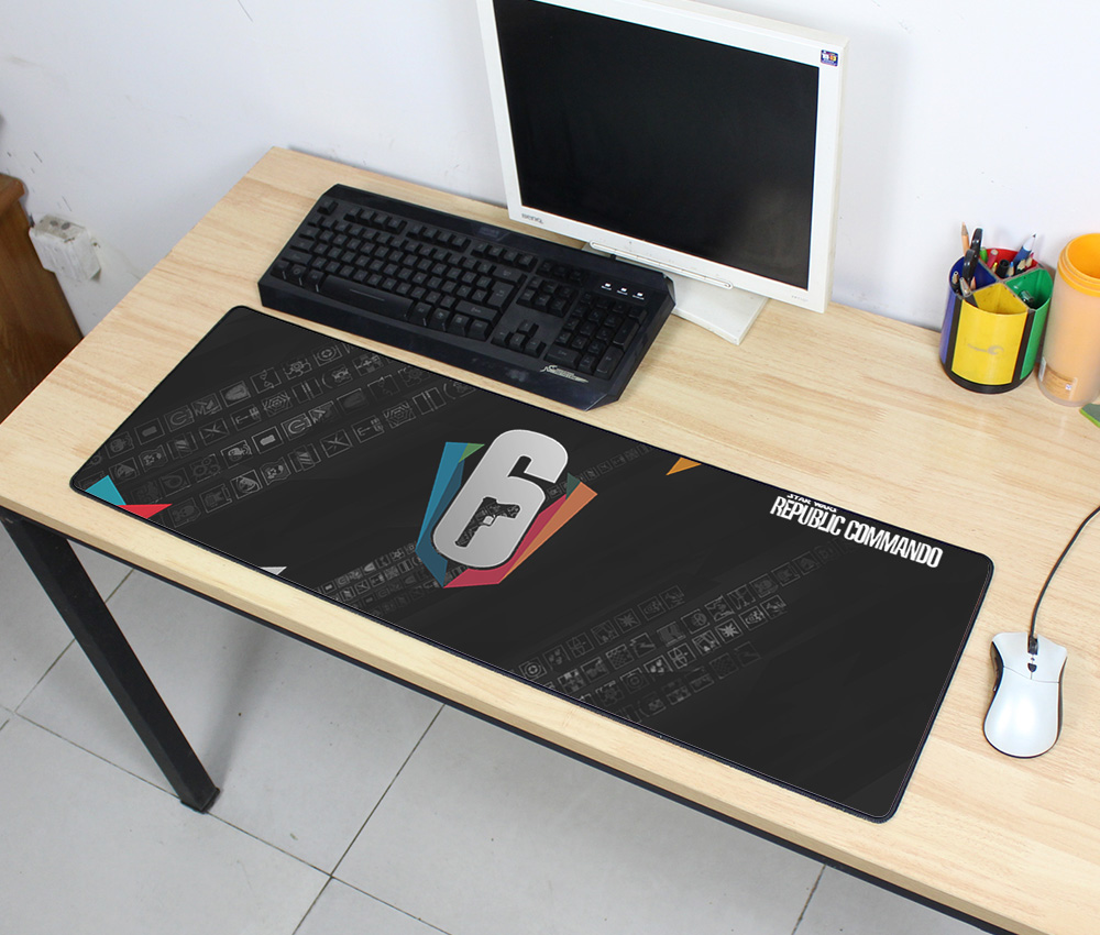 What are mouse pads made of Sichargentina We Make More Brand New Designs Of Mouse Pads According To The Fashion Trend The Printed Pictures Are Highdefinition Highfidelity And Have The Following Dhgatecom Rainbow Six Siege 900x300x3mm Super Large Mousepads Gaming Mouse