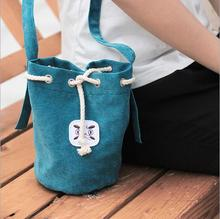 Spring And Summer Shoulder Bag Rong Women Handbags Bucket Ladies Hand Bags Casual Big Female Floral Tote Bag For iPhone Bolsos