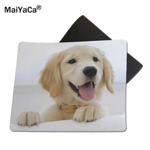 MaiYaCa Animals Puppies Best Game Custom Mousepads Rubber Pad 18*22cm and 25*29cm Mouse Mats(China)