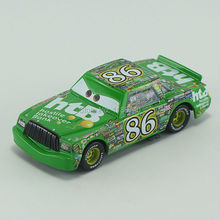 Pixar Cars No.86 Chick Hicks Diecast Metal Toy Car For Children Gift 1:55 Loose New In Stock(China)