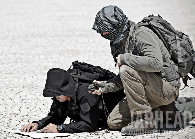 Jacket Camouflage Hunter Tactical 20