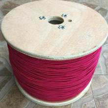 cltgxdd 0.04X1200 shares high frequency sound strands rose red silk cotton litz wire(China)
