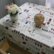 table cloth coffee tea table cloth tower glove christmas linen cotton lace sizes japen europe modern style deal free shipping