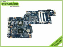 H000046240 laptop motherboard for toshiba satellite L870 HM76 ATI HD 7670M 17.3 screen DDR3