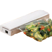 food storage Bag sealer plastic heat sealer Reseal Airtight portable sealer Save Preserve preserve Reseal Sealer Sealing Machine(China)