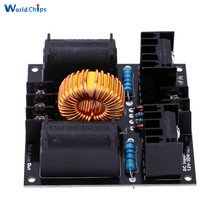 ZVS Tesla Coil Zero Voltage Flyback Driver Board High Voltage Booster Generator Plate Induction Heating Module 12-30V DC(China)