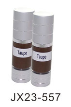 2Pcs 60ml/bottle Taupe Vacuum Sterile Permanent Makeup Pigment Cosmetic Tattoo Ink For Eyebrows Eyeliner Tattoo Supply