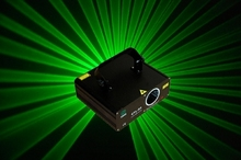 HOT SALE New product Stage light 50mW 532nm green laser dj mixing dj equipment(China)