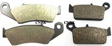 F+R Disc Brake Pads Set fit KAWASAKI 250 KX KX250 2002 2003 2004 2005 2006 2007 1995 - 2008