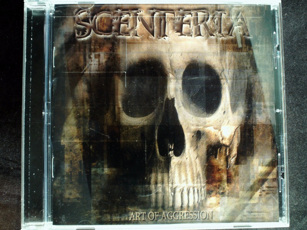 Scenteria - Act Aggression USA Original CD LIKE NEW Candlelight  -  41CD Store store
